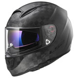 LS2 Citation Carbon Helmet Black Carbon