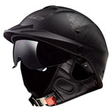 LS2 Rebellion 1812 Helmet Matte Black