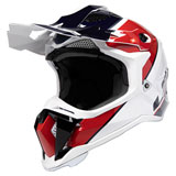 LS2 Subverter Ray Helmet Red/Gloss White/Blue/Grey