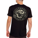 Lucky 13 Black Sin T-Shirt
