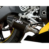 M4 Exhaust Street Slayer Slip-On w/CAT Eliminator Mid-Pipe