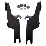 Memphis Shades Trigger-Lock Batwing Fairing Mount Kit - Exposed Forks