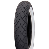 Metzeler ME880 Wide White Sidewall Rear Motorcycle Tire