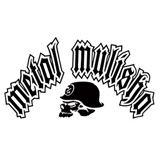 Metal Mulisha Arc Die-Cut Sticker
