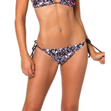 Metal Mulisha Rosie Ladies Side Tie Bikini Bottom