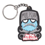 Metal Mulisha Wrench Head Keychain