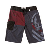 Metal Mulisha Beretta Board Shorts