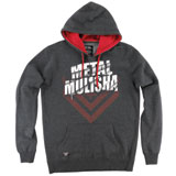 Metal Mulisha White Shadow Hooded Sweatshirt