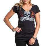 Metal Mulisha SOA Samcro Ladies T-Shirt