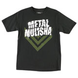 Metal Mulisha White Shadow Youth T-Shirt