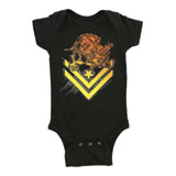 Metal Mulisha Fried Infant One Piece
