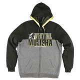 Metal Mulisha Slash Zip-Up Hooded Sweatshirt