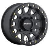 Method Race Wheels 401 Beadlock Wheel Matte Black