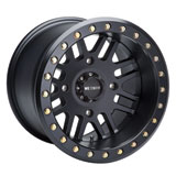 Method Race Wheels 406 Beadlock Wheel Matte Black