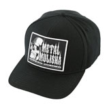 Metal Mulisha Point Curved Flex Fit Hat