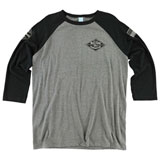 Metal Mulisha Shop 3/4 Sleeve Raglan T-Shirt