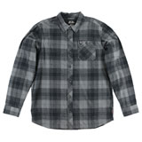 Metal Mulisha Stanger Flannel Long Sleeve Button Up Shirt
