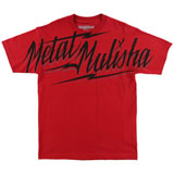 Metal Mulisha Check T-Shirt