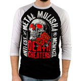 Metal Mulisha Epitaph 3/4 Sleeve Raglan T-Shirt