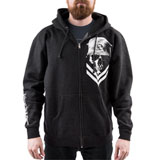 Metal Mulisha Trooper Zip-Up Hooded Sweatshirt