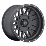 Method Race Wheels Mesh Wheel Matte Black