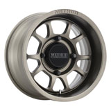 Method Race Wheels 409 Bead Grip Wheel Steel Grey