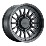 Method Race Wheels 411 Bead Grip Wheel Matte Black