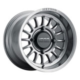 Method Race Wheels 411 Bead Grip Wheel Titanium