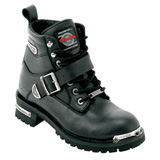MMCC Renegade Ladies Motorcycle Boots