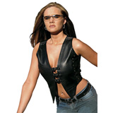 MMCC Illusion Ladies Motorcycle Vest