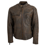 MMCC Heritage Jacket Brown