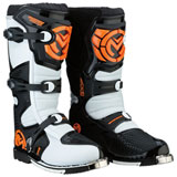 Moose Racing M1.3 Boots Orange/White