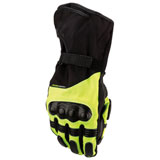 Moose Racing ADV1 Long Gloves Black/Hi-Viz