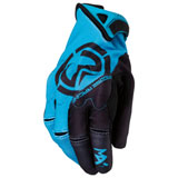 Moose Racing MX1 Gloves 2019 Blue/Black