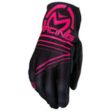 Moose Racing MX2 Gloves 2019 Black/Pink