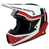 Moose Racing F.I. Session MIPS Helmet Red/White