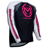 Moose Racing M1 Jersey 2019 Black/Pink