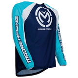 Moose Racing M1 Jersey 2019 Blue/Cyan