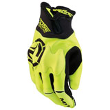 Moose Racing MX1 Gloves Hi-Viz