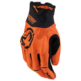Moose Racing MX1 Gloves Orange