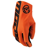 Moose Racing MX2 Gloves Orange