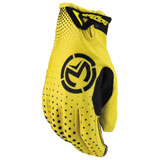 Moose Racing SX1 Gloves Yellow