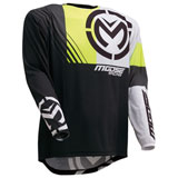 Moose Racing M1 Jersey Black/Hi-Viz