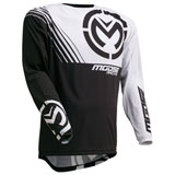 Moose Racing M1 Jersey Black/White