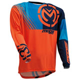 Moose Racing M1 Jersey Orange/Blue