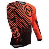 Moose Racing Qualifier Jersey Black/Orange