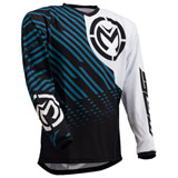 Moose Racing Qualifier Jersey Blue/White
