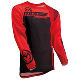 Moose Racing Sahara Jersey Black/Red