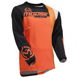 Moose Racing Sahara Jersey Orange/Black