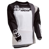 Moose Racing Sahara Jersey White/Black
